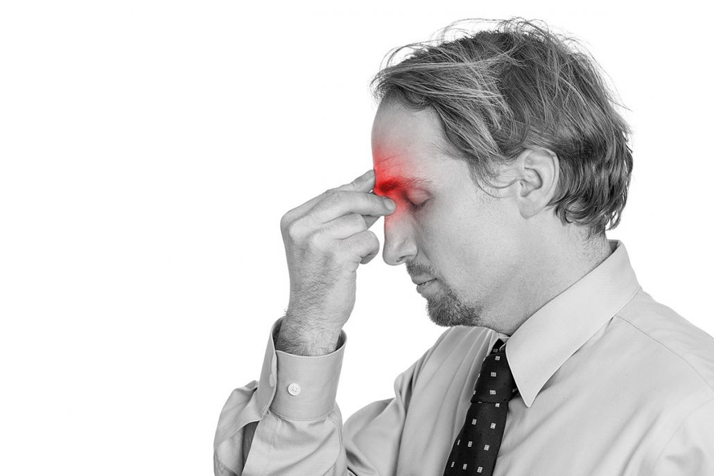 Chiropractic Care for Sinus Headaches - Nault Chiropractic